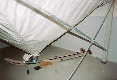 Pelletsheizung kombiniert mit einer Solaranlage
