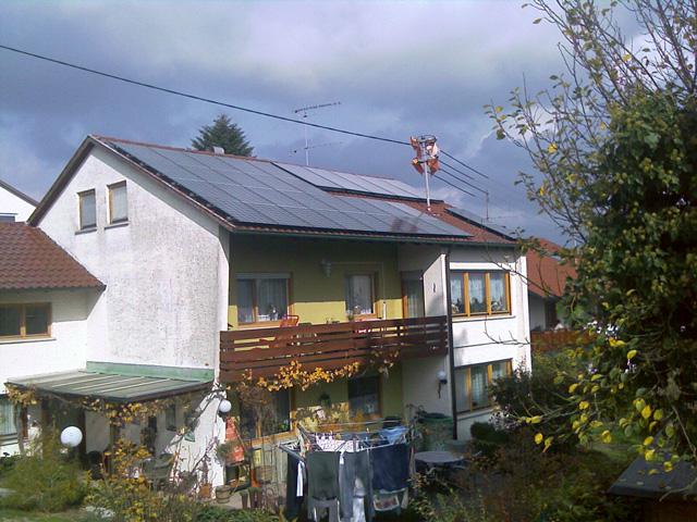 Referenzen – Photovoltaik-Anlagen
