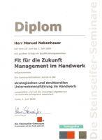 Seminar - Management im Handwerk [Juli 2009]